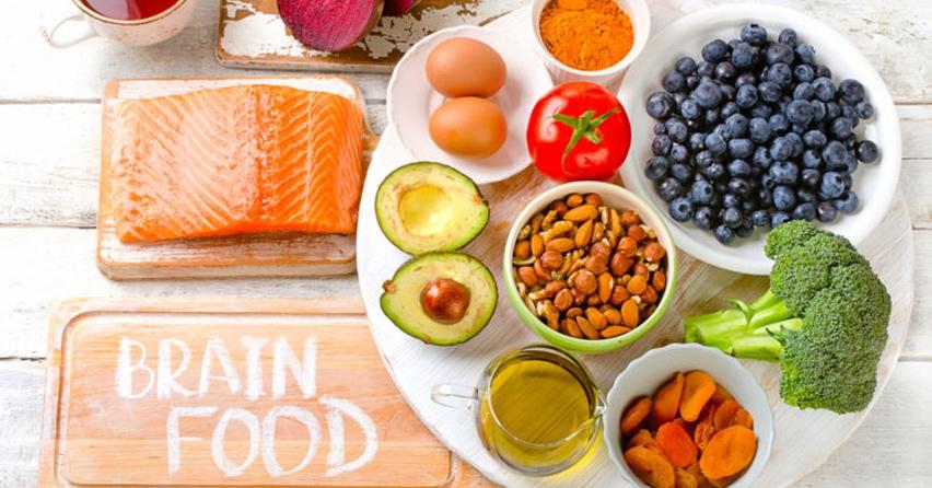 Voeding voor je brein